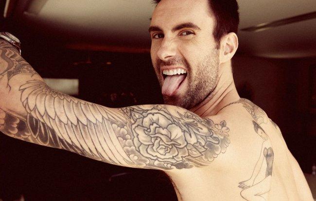 #NowNews : Adam Levine reveló el misterioso origen del nombre 'Maroon 5'