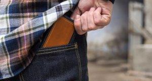 #Curiosidades El peligro de llevar tu cartera en las bolsas traseras del pantalón