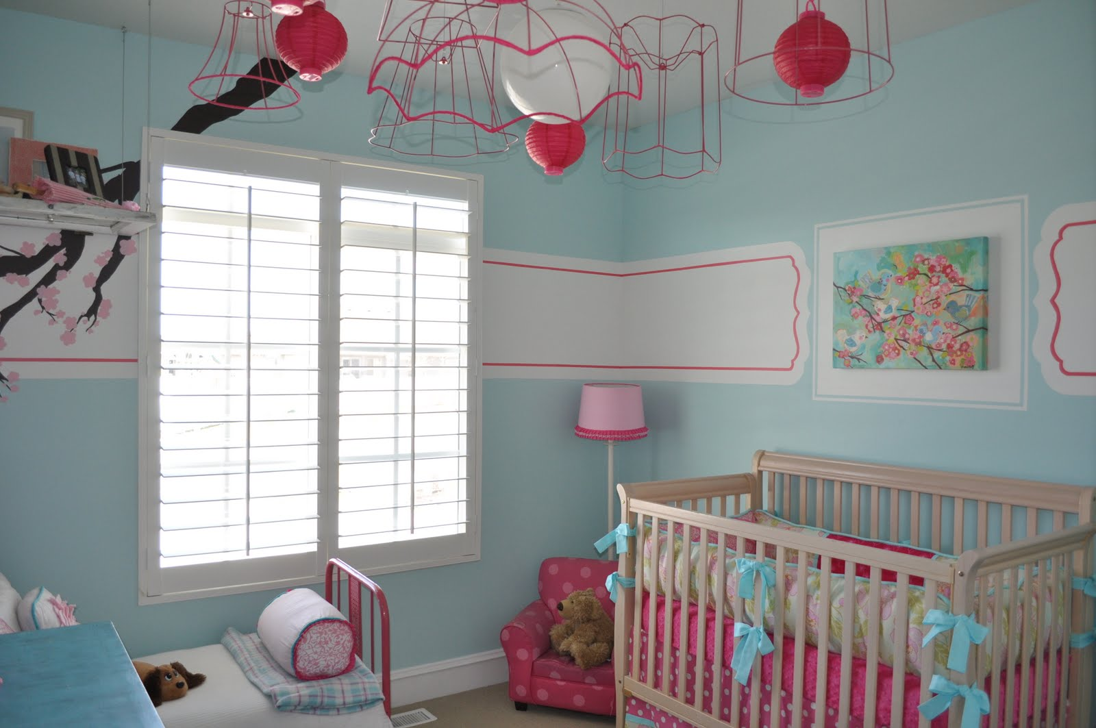 37 Small Nursery Ideas For Your Baby Girl Bedroom Themes Nrb