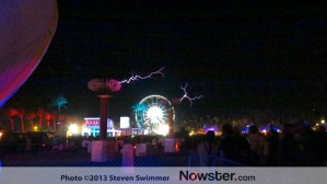 Tesla Coil and Ferris Wheel