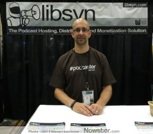 Libsvn Podcast Hosting, Distribution and Monetization