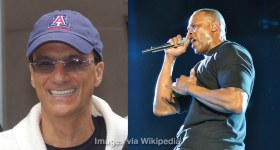 Music Industry Icons & Entrepreneurs Jimmy Iovine & Dr. Dre