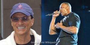 Music Industry Icons & Entrepreneurs Jimmy Iovine & Dr. Dre