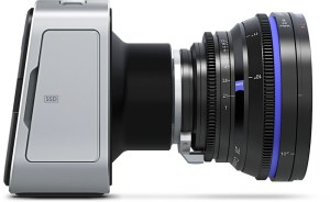 Blackmagic Production Camera 4K, starting at $3,995.