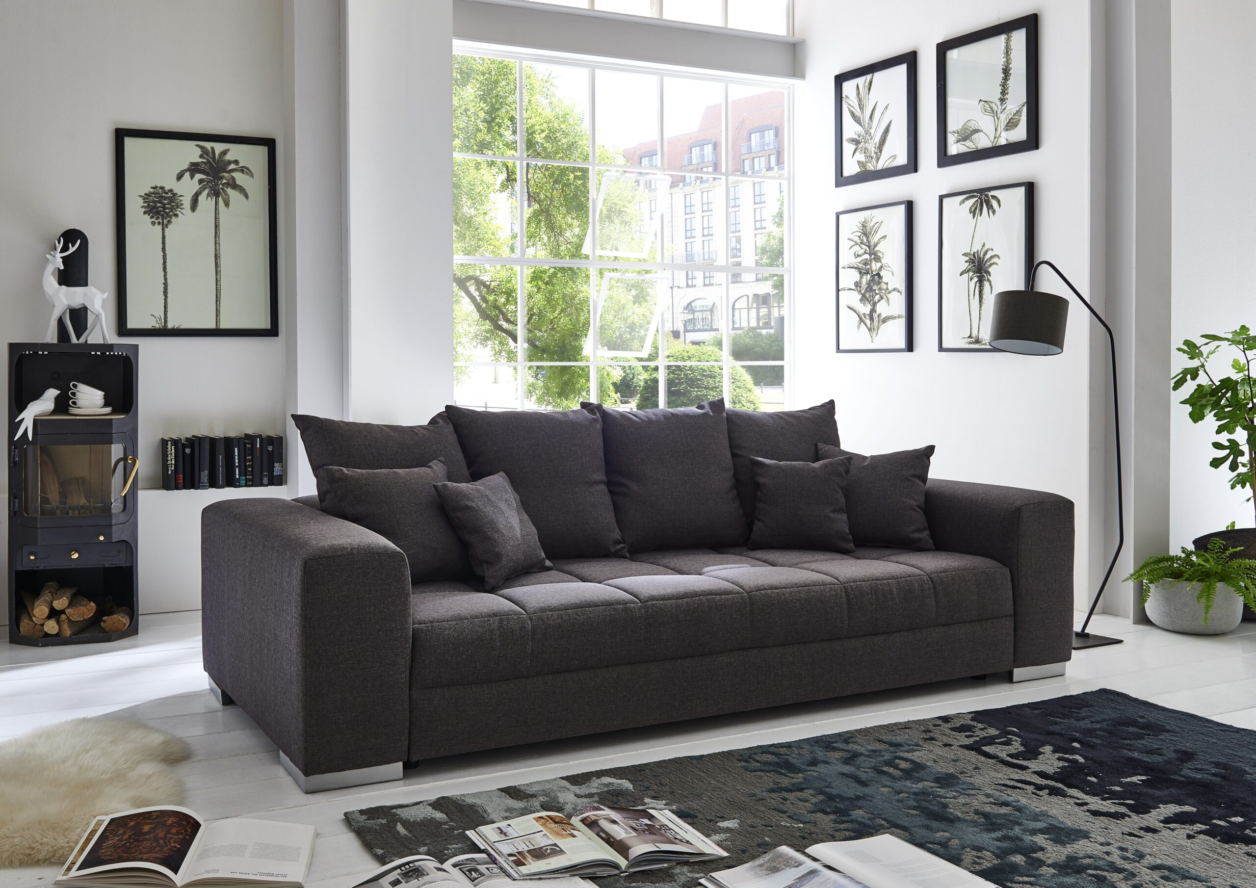 Couchtisch Schüssel Tom Tailor Big Sofa Candy Polstermbel Upper East Megasofa