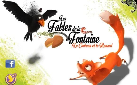 Retro Wallpaper Iphone Une Application Gratuite Reprend Les Fables De La Fontaine