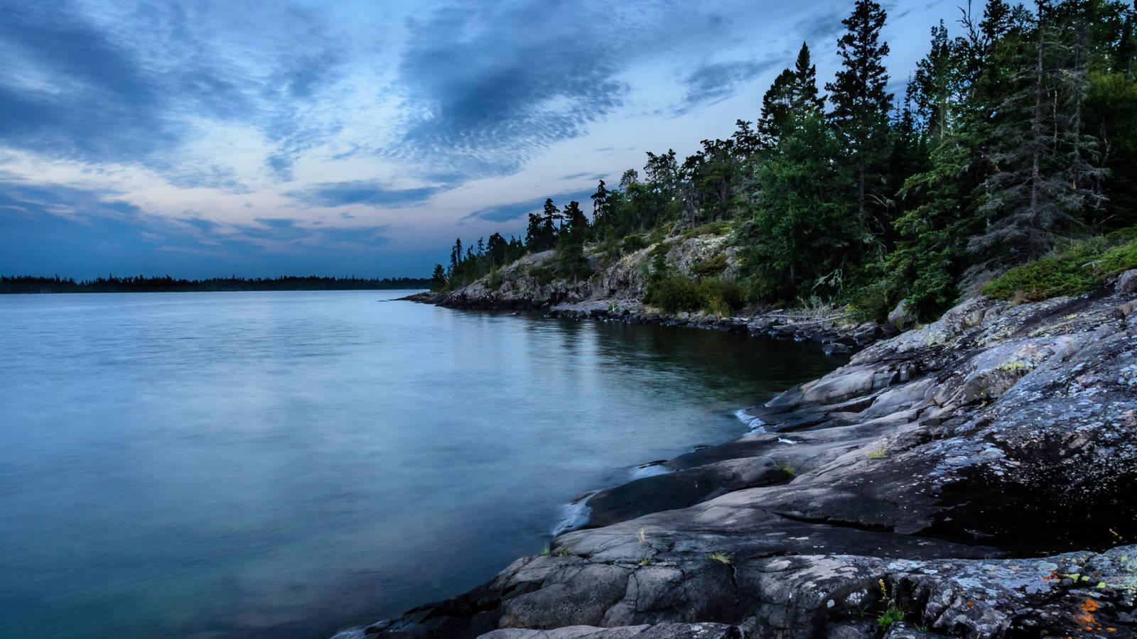 4k Fall Michigan Wallpaper Isle Royale 183 National Parks Conservation Association