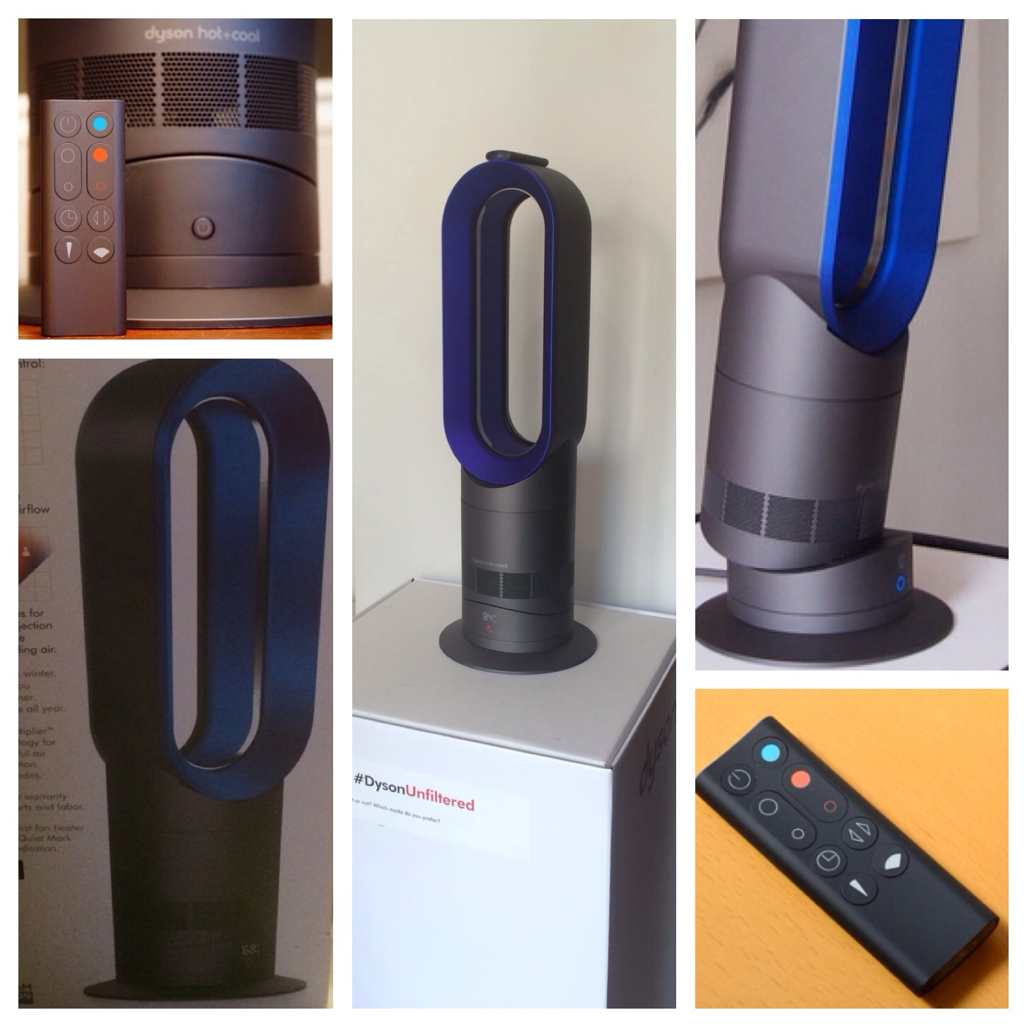 Dyson Am09 Dyson Am09 Hot Cool Fan Heater Review Five Little Words
