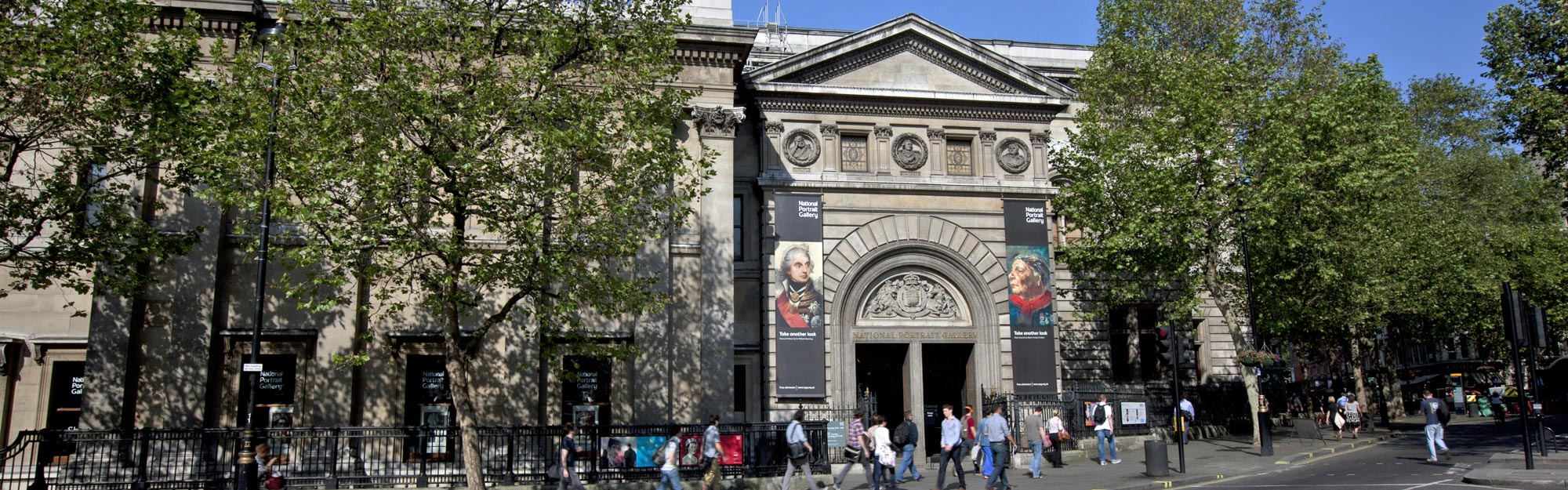 Photo Gallery Of Getting Here And Opening Hours National Portrait Gallery