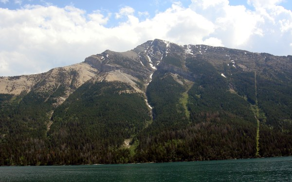 22 - waterton lake border divide