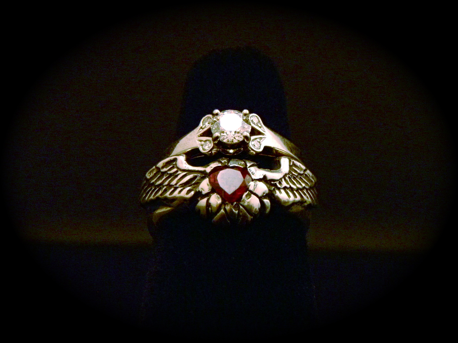 scott valeries 11 custom wedding rings handmade wedding rings Advertisements