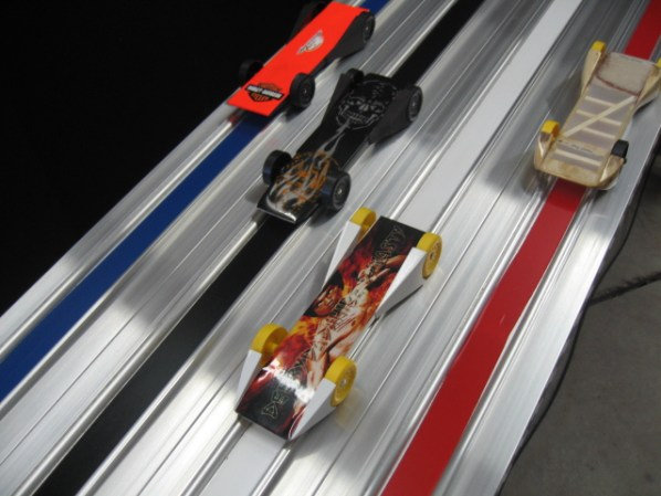 DerbyDad4Hire Pinewood Derby