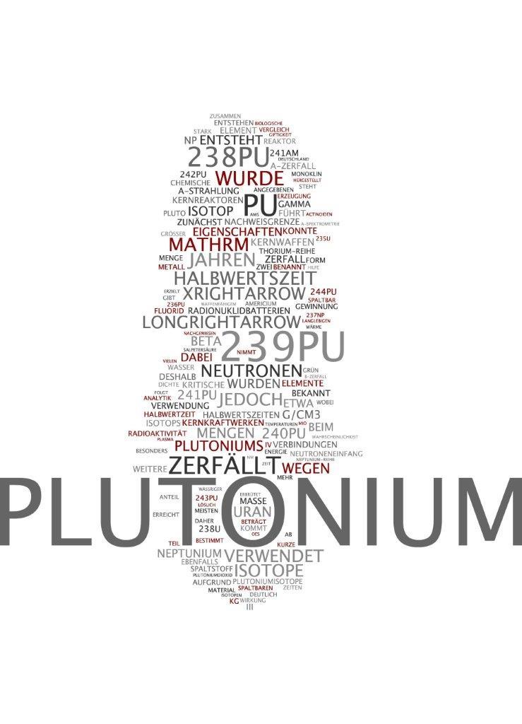 plutonium bomb design plutonium 239 half life