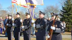 NRPD Color Guard