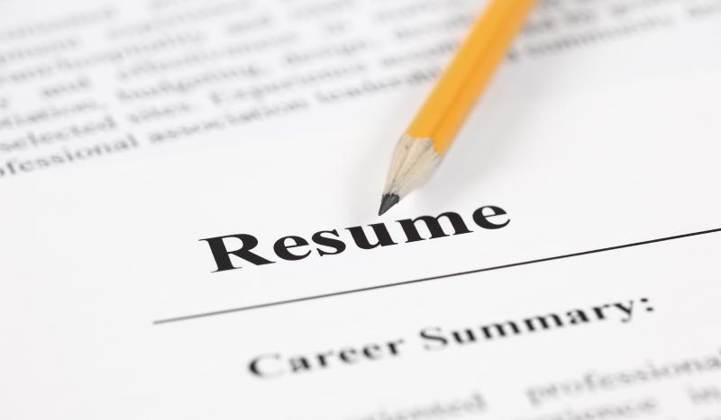 Preparing Your CV