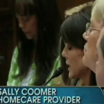 Sally Coomer before House Oversight Committtee 2-8-2012