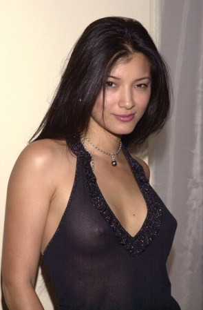 Kelly Hu See Through