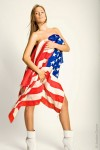 Jordan Carver Independence day Special exposure