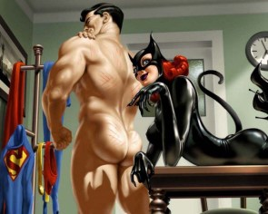 superman had sex with catwoman