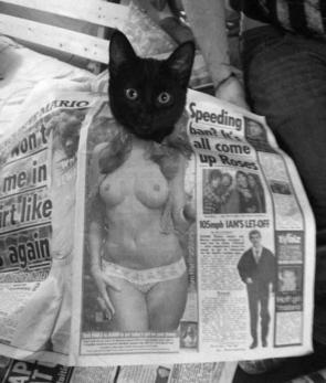 Catwoman Topless