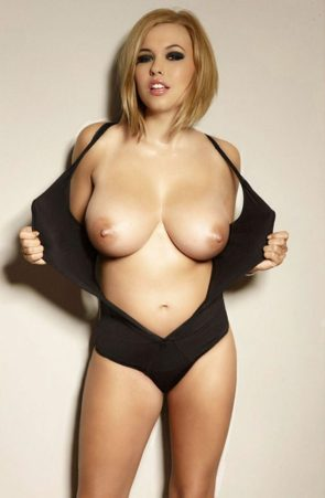 topless flasher