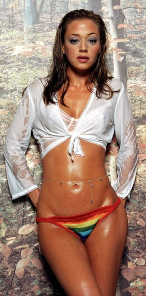 Leah Remini is all moist 2