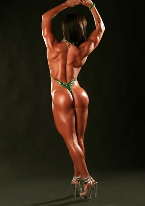 well defined back