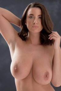 Joey Fisher with just one arm up