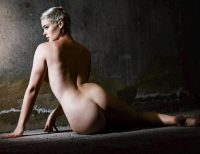 Stefania Ferrario shadow butt