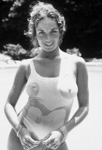 catherine bach see through top