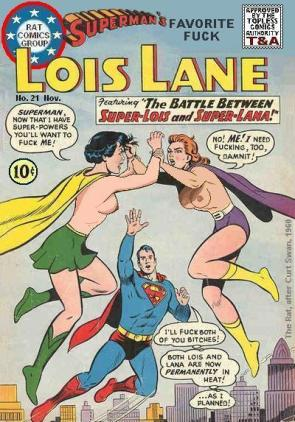 Superman's Plan