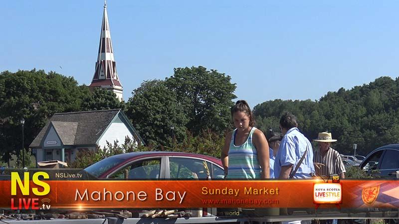 Mahone Bay Sunday Market