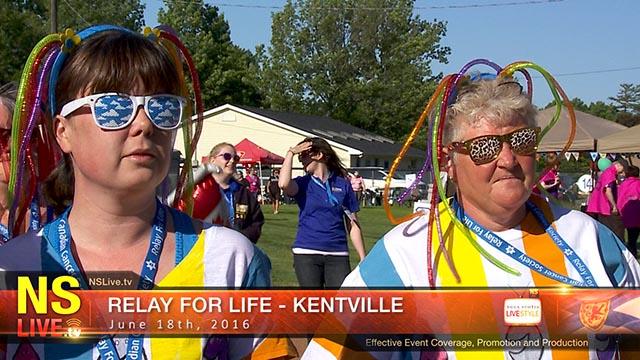 Relay for Life – Kentville 2016