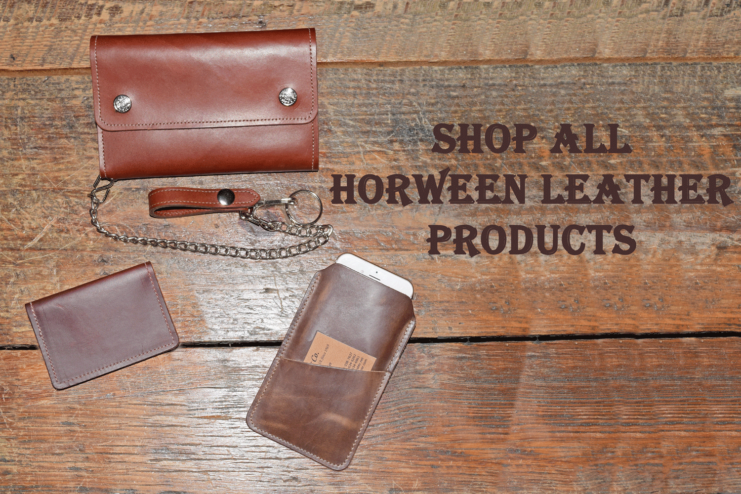 Leather Shop Quality Leather Goods Made In Usa North Star Leather