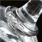 PT900/0.28ct プラチナ ダイヤモンドリング ・ダイヤ指輪