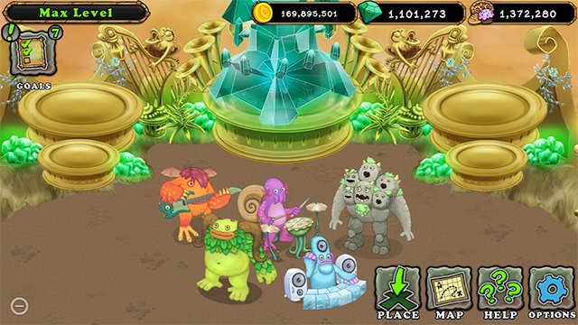 My Singing Monsters on PS Vita Official PlayStation™Store US