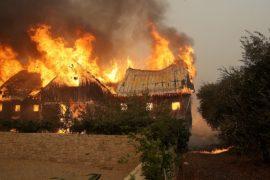 Картинки по запросу пожары в галисии