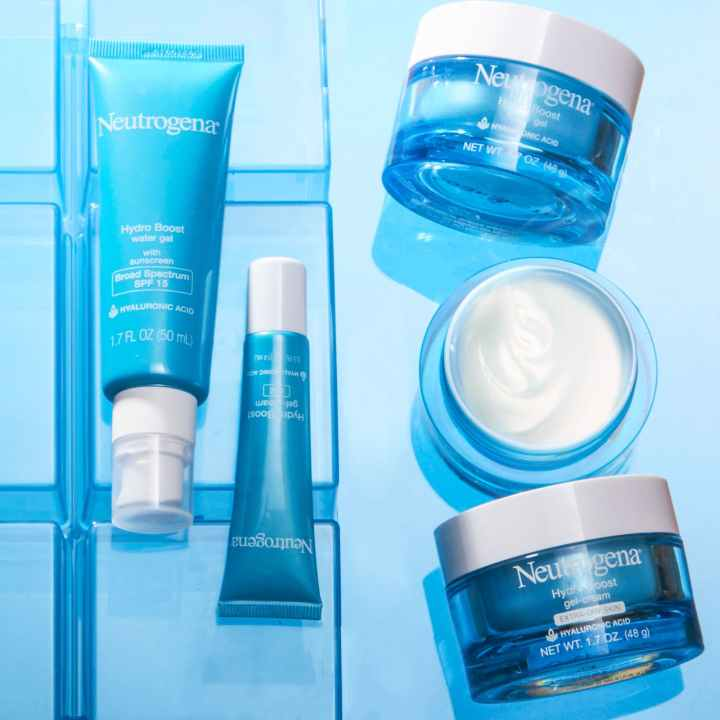 For Facial Gel Hydro Boost Face Gel Cream With Hyaluronic Acid | Neutrogena®