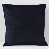 Navy Western Pillow - Nage Designs