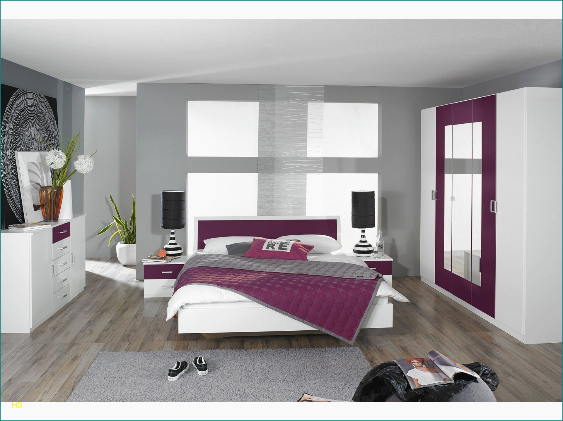Chambre Moderne Idee