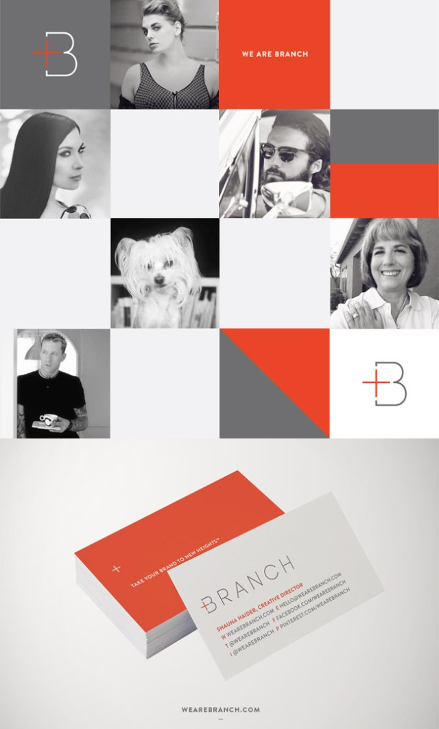 We Are Branch Boutique Design Studio Branding