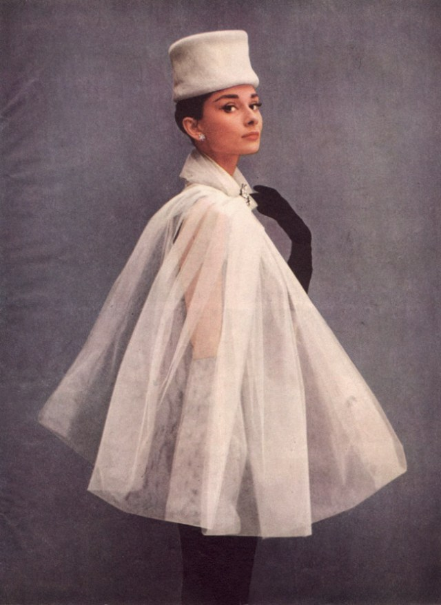 Audrey Hepburn by Richard Avedon