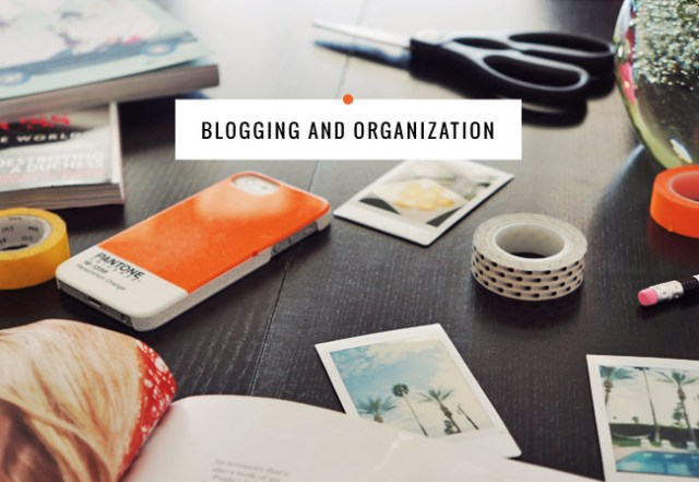 Say No To Clutter: Keep Your Blog Files Organized!