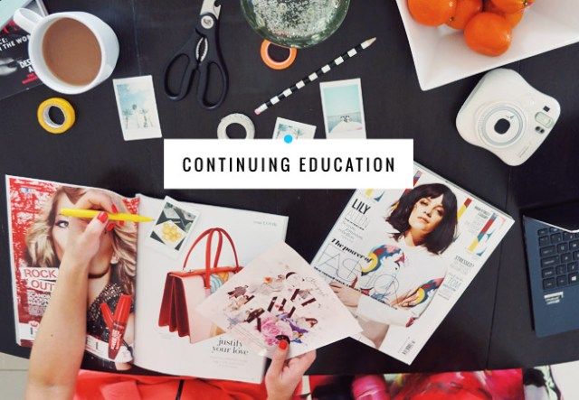 Nubby Twiglet | 5 Resources For Continuing Your Graphic Design Education