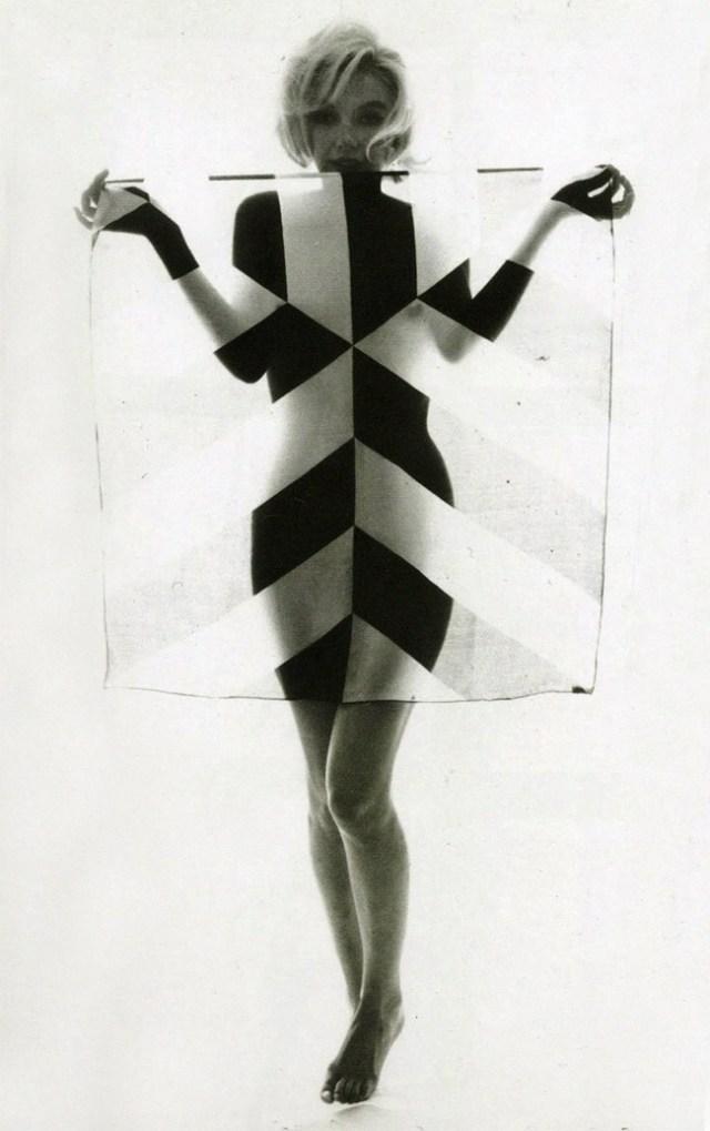 Nubby Twiglet | Marilyn Monroe by Bert Stern