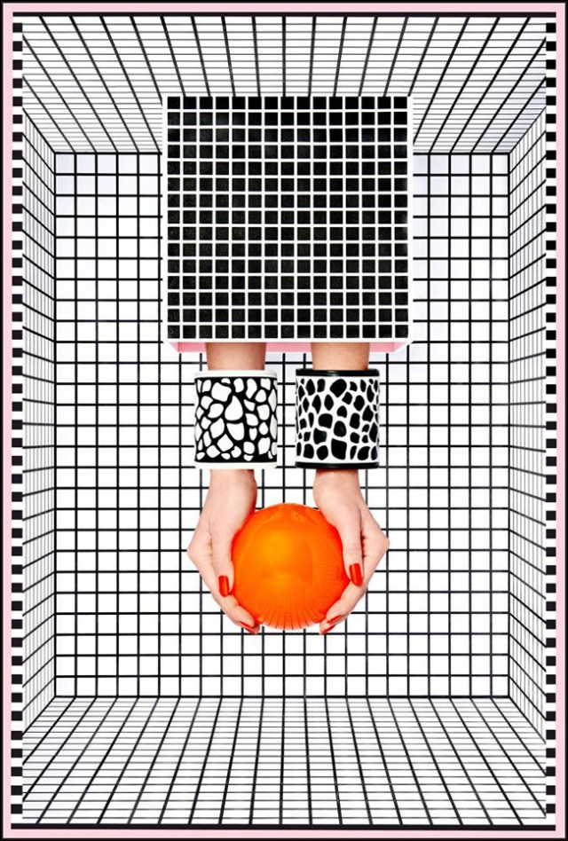 Nubby Twiglet | Camille Walala