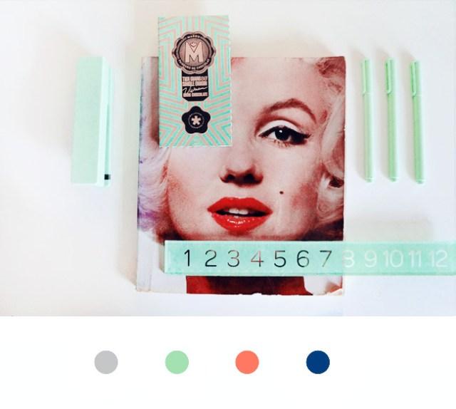 Nubby Twiglet | Poppin Office Supplies In Mint