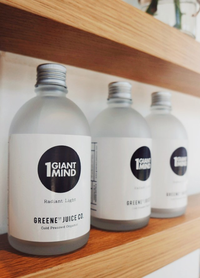 Nubby Twiglet | Branded #1: Greene St. Juice Co.