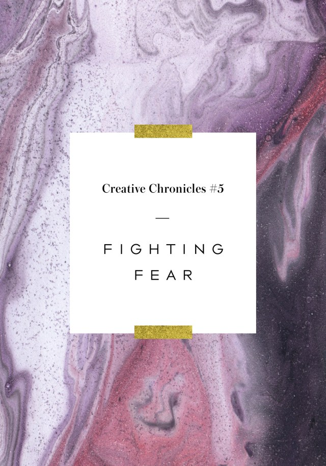 Nubby Twiglet | Creative Chronicles #5: 5 Tips To Fight Fear In Your Freelance Career