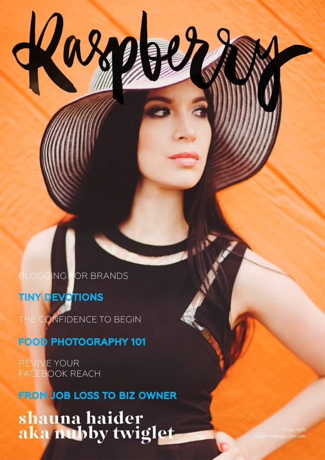 Nubby Twiglet | Raspberry Magazine